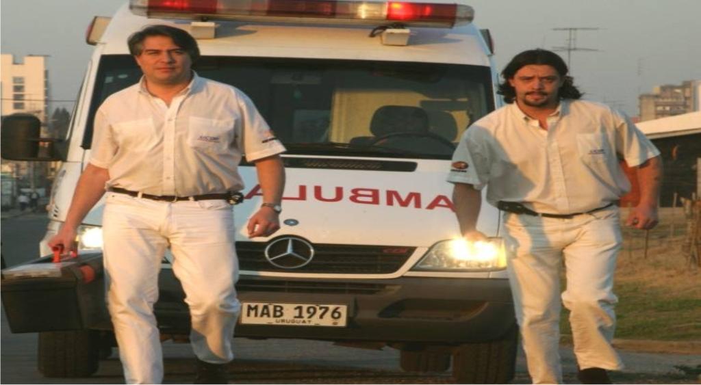 Llamado a auxiliar de enfermería - chofer para lista de suplentes de la emergencia móvil