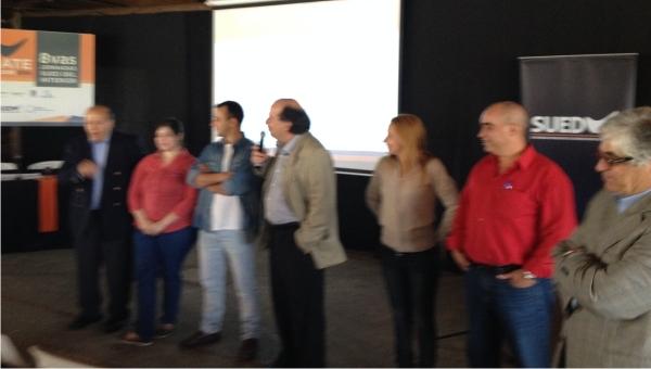 """""""Interiorizate San José 2014"""" se desarrolló en nuestra ciudad con el auspicio de nuestra institución"""