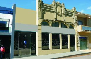 Se firmó el contrato de reforma del viejo edificio del Jockey Club para construir la nueva farmacia