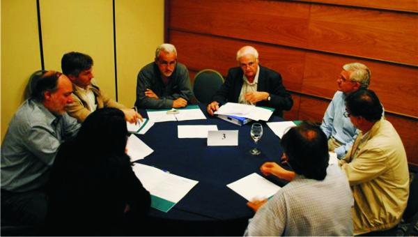 Autoridades de la AMSJ participan de jornada con experto argentino