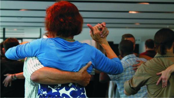 Te invitamos a vivir la Semana del Tango, porque una buena salud requiere una buena calidad de vida