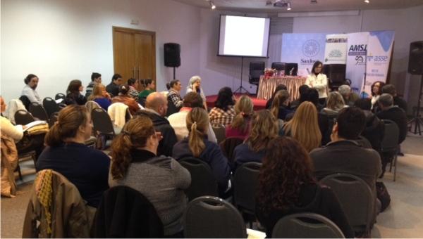 Jornada de capacitación sobre efectos en la salud de plaguicidas se realiza en San José