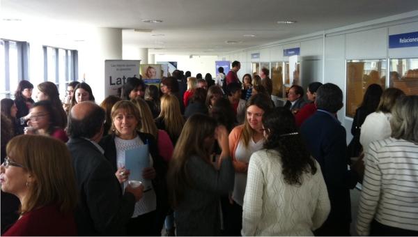 Casi un centenar de personas participaron de las IX Jornadas de Oftalmología de San José