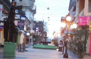 Intervención urbana en Peatonal de los Constituyentes realizará la Unidad Departamental de Cuidados Paliativos