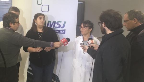 Se inició en San José la campaña antigripal 2017