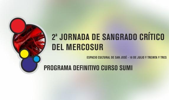 Se realiza en San José la segunda jornada del MERCOSUR sobre sangrado crítico