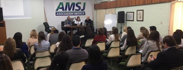 Se realizaron en San José las 10 jornadas de oftalmología