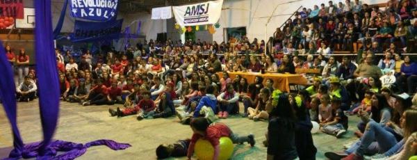 Con el apoyo de la Asociación Médica se realizó la 7 Semana de Puntas de Valdéz