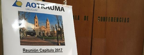 AOTRAUMA realizo la reunión de su capítulo 2017 en la Asociación Médica