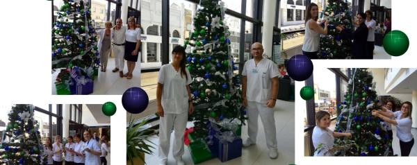 El saludo navideño de la Asociación Médica